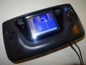 [VDS] Game Gear avec nouvel écran LCD McWill, sortie VGA et 2 ports manette Dsc05816
