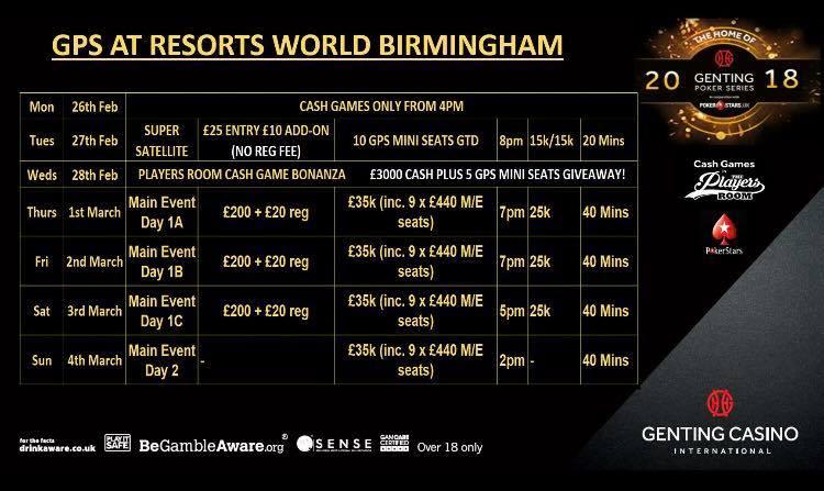 GPS MINI at Genting Resortsworld 1st - 4th March Gps_at10