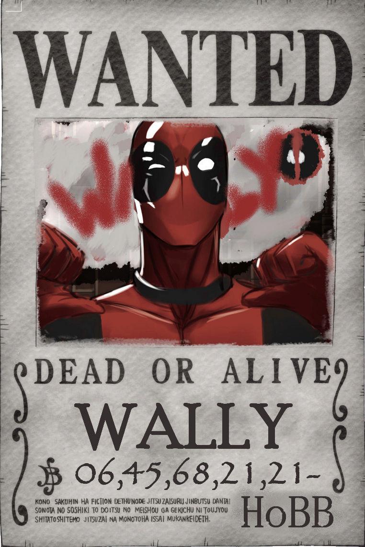 Kat - Avis de recherche Graph! Wally210