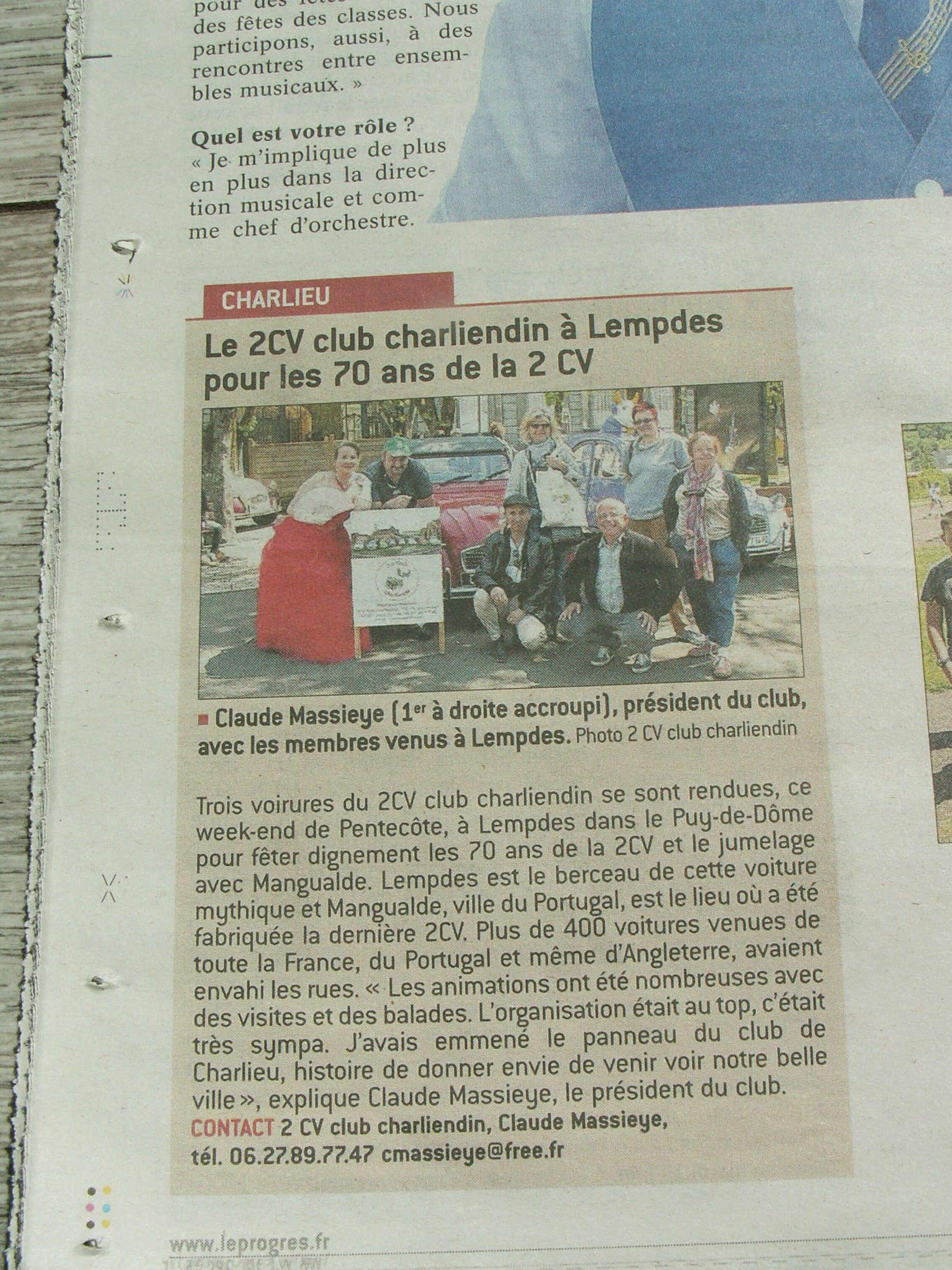 France 3 Auvergne Pict1210