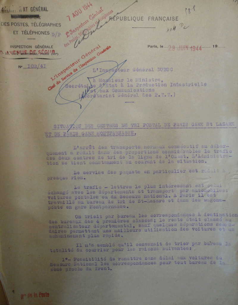 Censure P.Am localisée à Paris en 1944? Rappor11