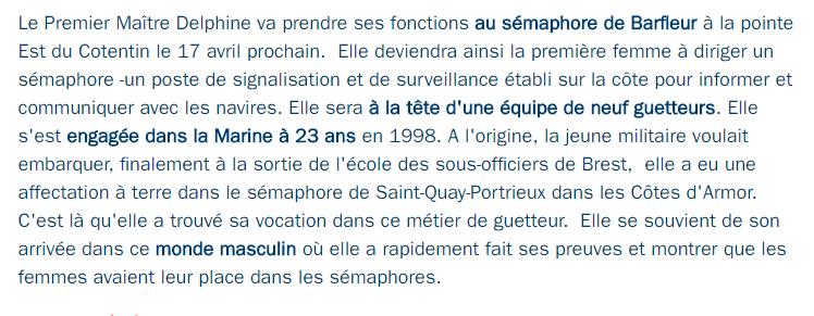 SÉMAPHORE - BARFLEUR (MANCHE) Barf312
