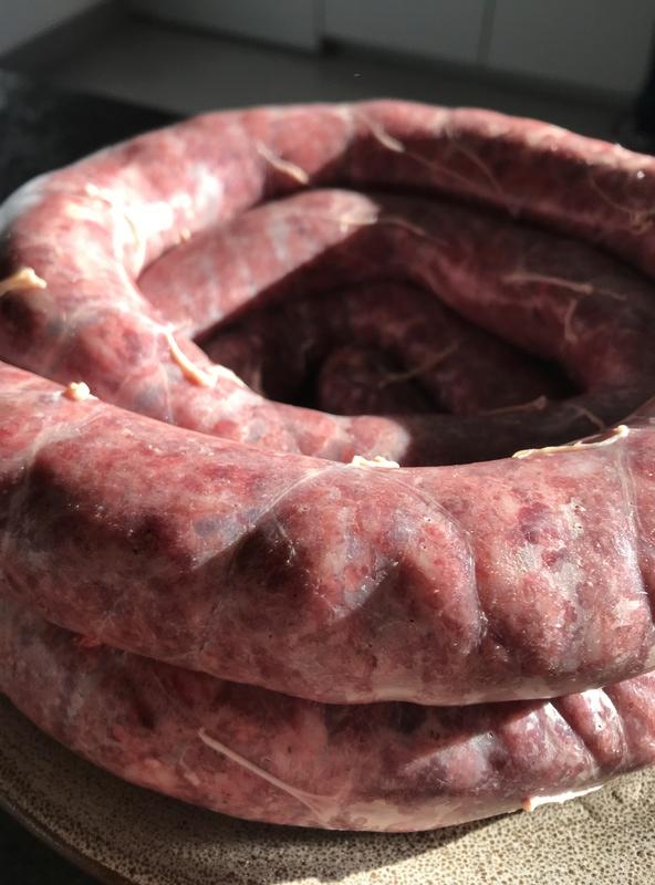 Recette de saucisse de chevreuil  C0b7b210