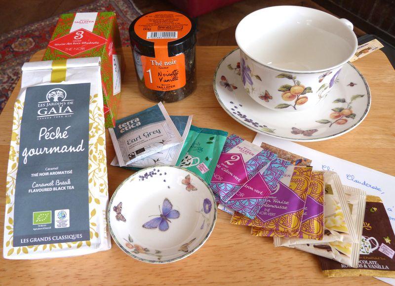 Photos - Mini swap: Recharge tea box [5/5 photos postées] P1110411