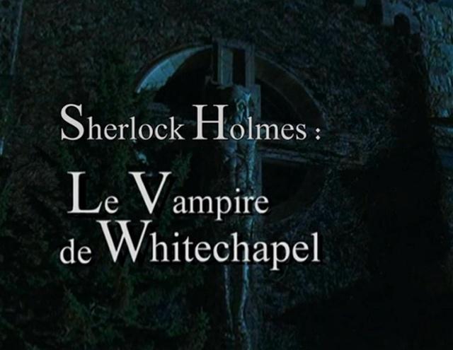 Série : Les Grandes Affaires de Sherlock Holmes (Rodney Gibbons, 2000 à 2002) Aszdxf11