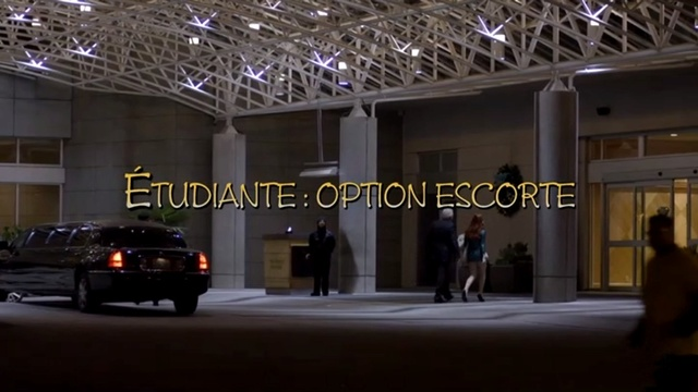 Étudiante : Option escorte (Monika Mitchell, 2015) Etudia10