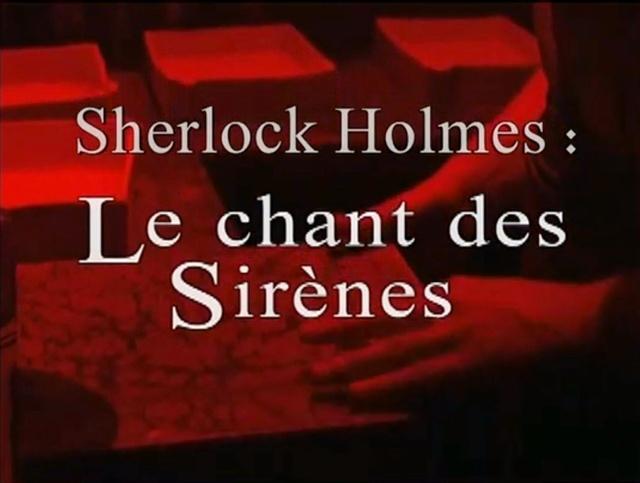 Série : Les Grandes Affaires de Sherlock Holmes (Rodney Gibbons, 2000 à 2002) Gohdf12