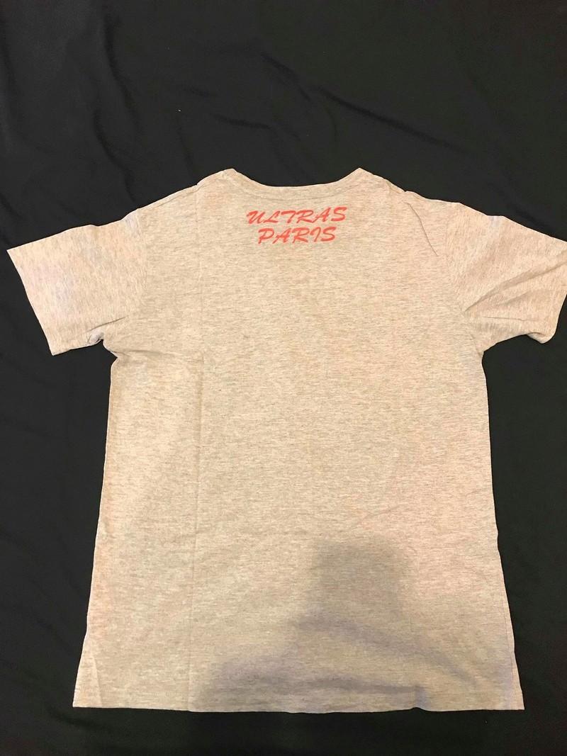 Vend Tshirt Ultras Paris Stone Island Maj 01 01