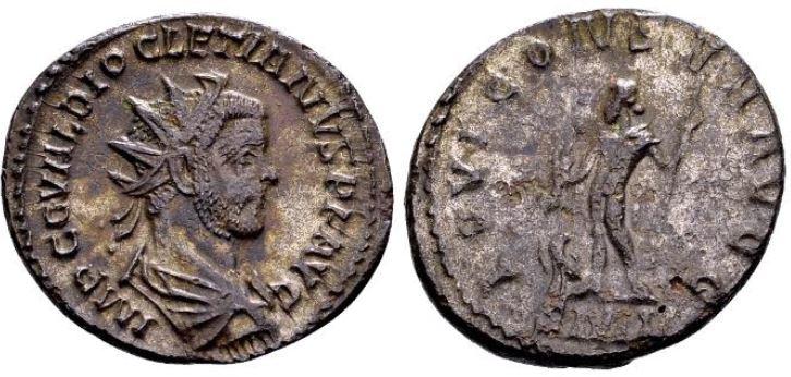 Aureliani de Lyon de Dioclétien et de ses corégents - Page 11 01_dio10
