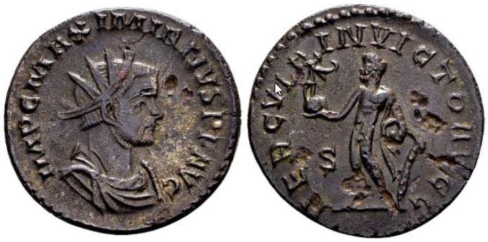 Aureliani de Lyon de Dioclétien et de ses corégents - Page 11 01_max10
