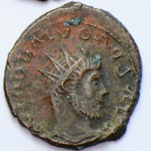 "My little ""Bonosus"" coin 01drit10"