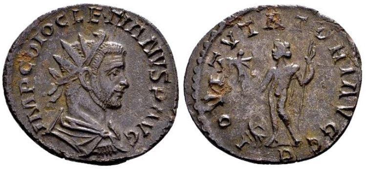 Aureliani de Lyon de Dioclétien et de ses corégents - Page 11 02_dio10