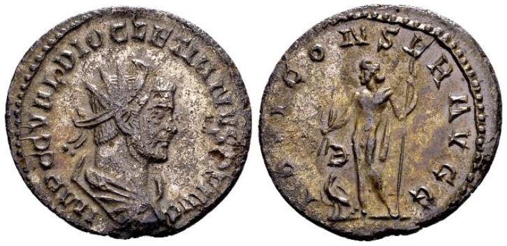 Aureliani de Lyon de Dioclétien et de ses corégents - Page 11 03_dio10