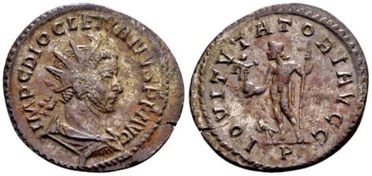 Aureliani de Lyon de Dioclétien et de ses corégents - Page 11 04_dio10