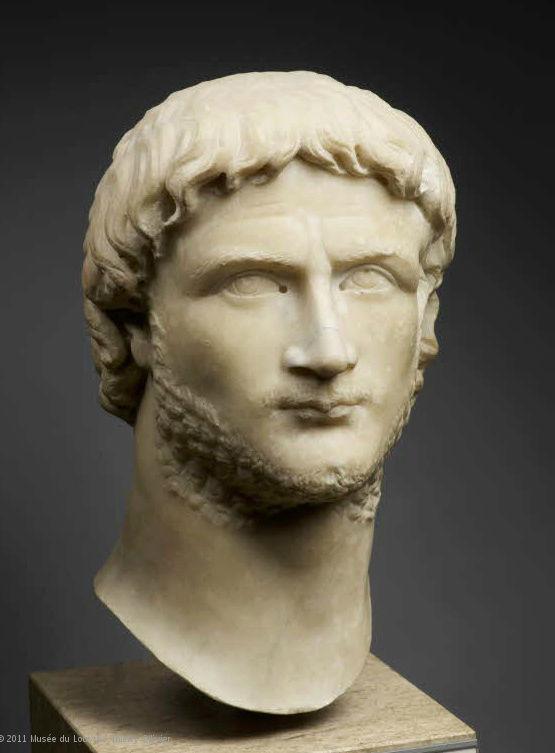 "Gallienus ""APOLLO CONSERVA"" Busto_11"