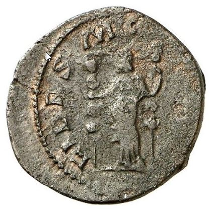 Searching A die link for a FIDES MILITVM of Postumus Fides_11
