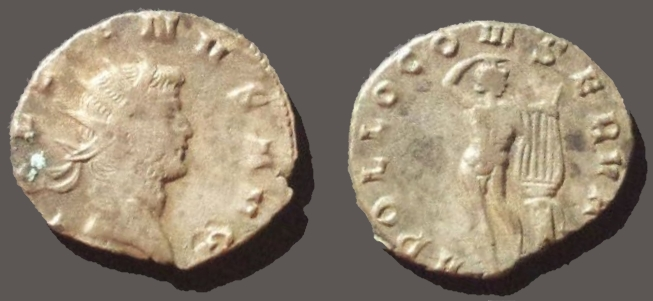 "Gallienus ""APOLLO CONSERVA"" Gallie12"