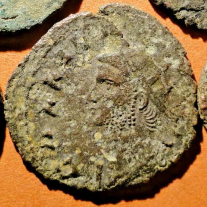 Gallienus left bust Img_2018