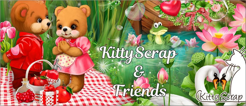 KittyScrap & Friends