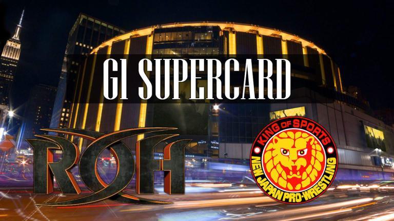 Pour ne pas faire face à NJPW/ROH , la WWE change la date de NXT TakeOver G1-sup10