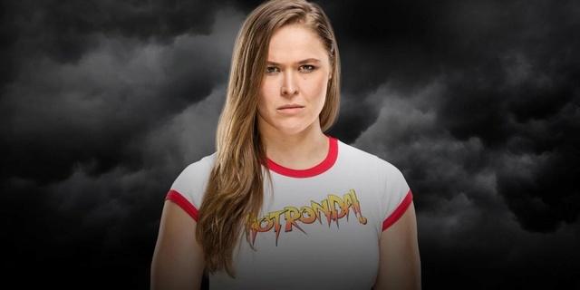FOX demande le draft de Ronda Rousey à Smackdown Live Rowdy-10