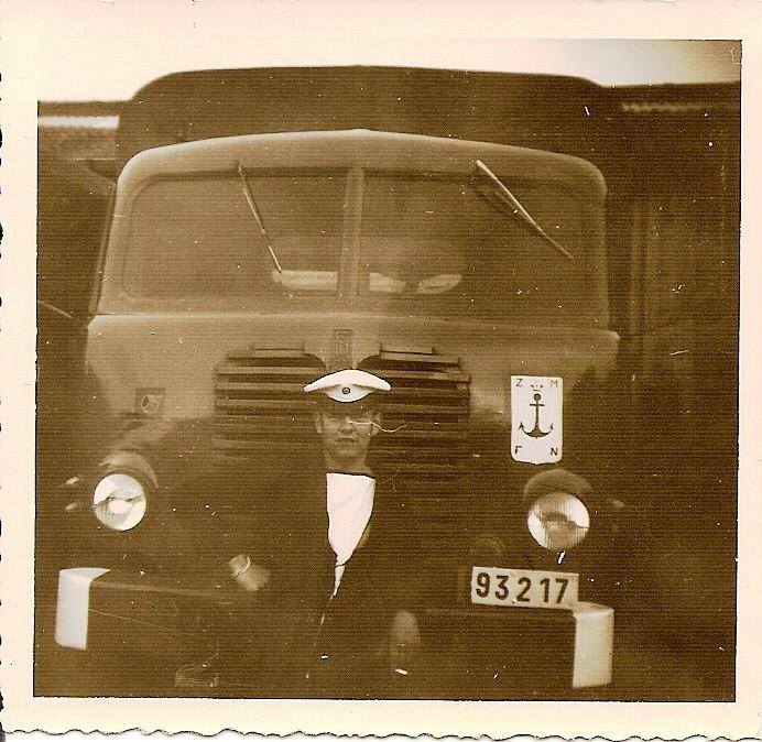 Zeemacht van 1/8/1975 tot 30/6/1976 (Brugge en Oostende) Camion10