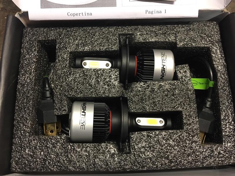 Kit conversion Ampoules LED H4 Hi/Lo Image28