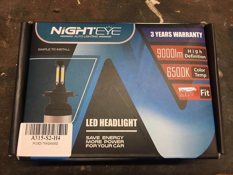 Kit conversion Ampoules LED H4 Hi/Lo Image29
