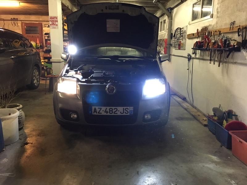 Kit conversion Ampoules LED H4 Hi/Lo Image34