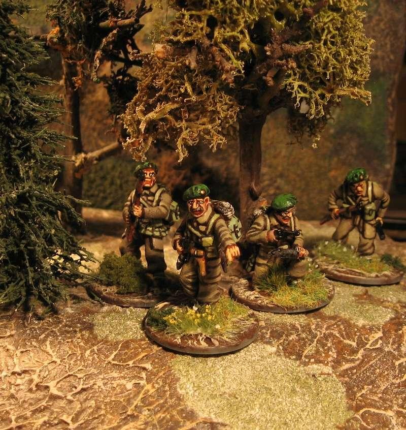 Commandos britons Berets11
