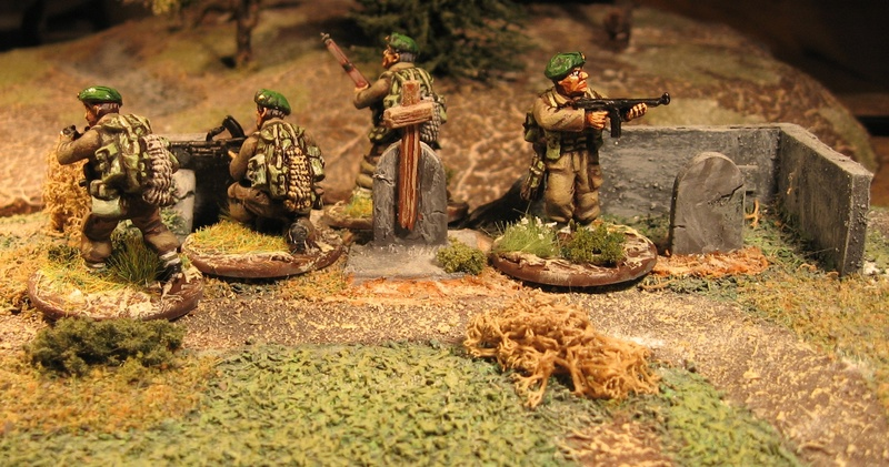 Commandos britons Berets12