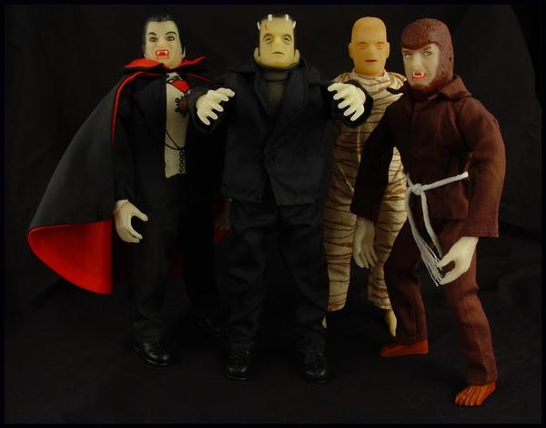Mego - Replica Mad Monster Remco810