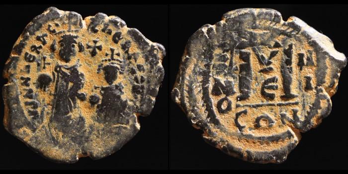 byzantivm - mon VIIe siècle - Héraclius, Constans II, ...  Bc080510