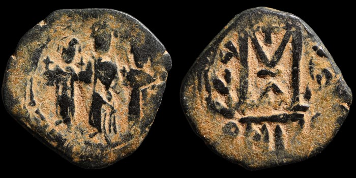 byzantivm - mon VIIe siècle - Héraclius, Constans II, ...  Bc083510