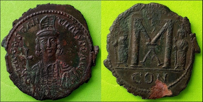 FAKE Of Constantin IV Bc117311