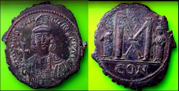 FAKE Of Constantin IV Bc117312