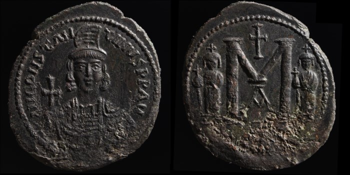 FAKE Of Constantin IV Bc117313
