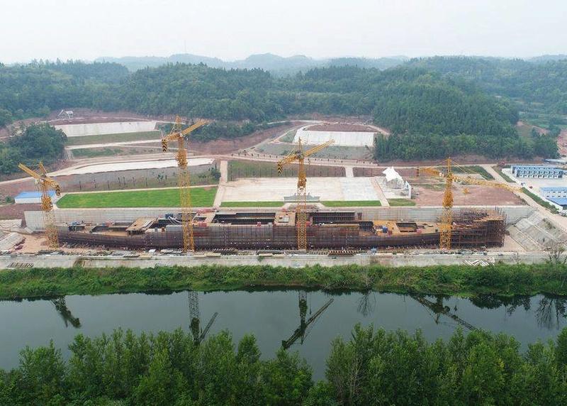 Construction d'une réplique du Titanic en Chine - Page 5 22448311