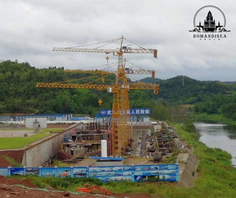 Construction d'une réplique du Titanic en Chine - Page 5 Chanti10