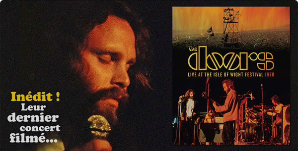 The Doors ''Live At The Isle Of Wight 1970''  Sans-t10