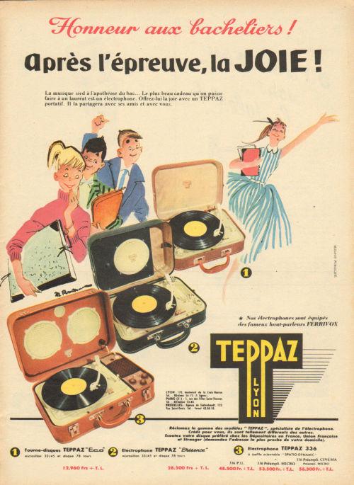 Les tournes-disques TEPPAZ Tumblr24