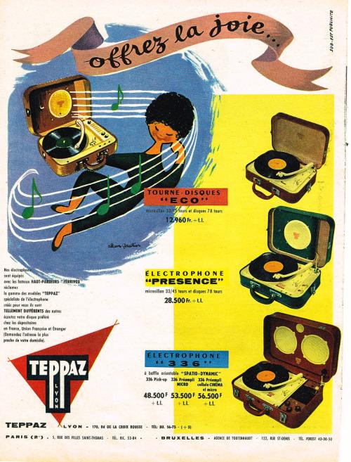 Les tournes-disques TEPPAZ Tumblr39