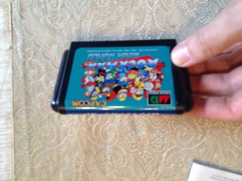 (VDS) Rockman Mega World Mega Drive Jap Img_2810