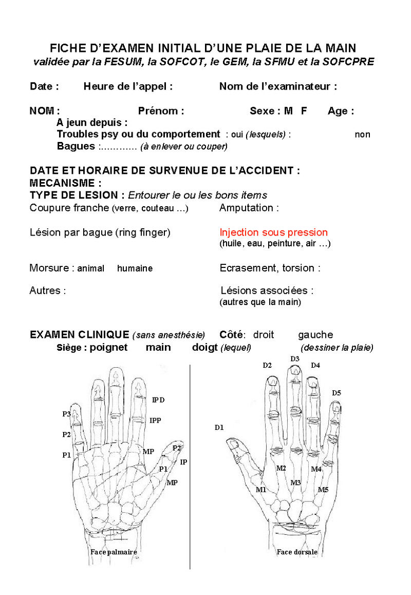Clou rouillé...et arthrite septique Main111