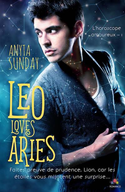 L'horoscope amoureux - Tome 1 : Leo loves Aries de Anyta Sunday 22424410