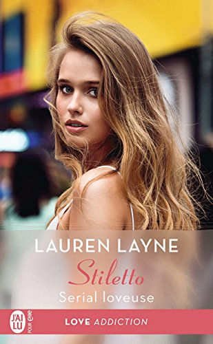 Stiletto - Tome 1 : Serial loveuse de Lauren Layne 51g9tl10