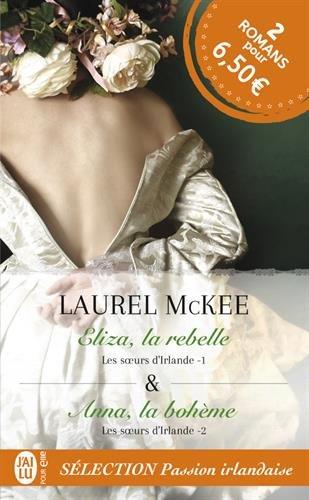 Les soeurs d'Irlande - Tome 2 : Anna, la bohême de Lauren McKee 51hhjj11