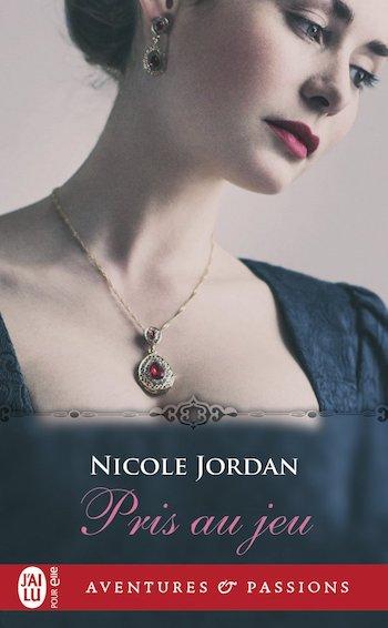 jordan nicole - Notorious - Tome 1 : Pris au jeu de Nicole Jordan  61qlga10