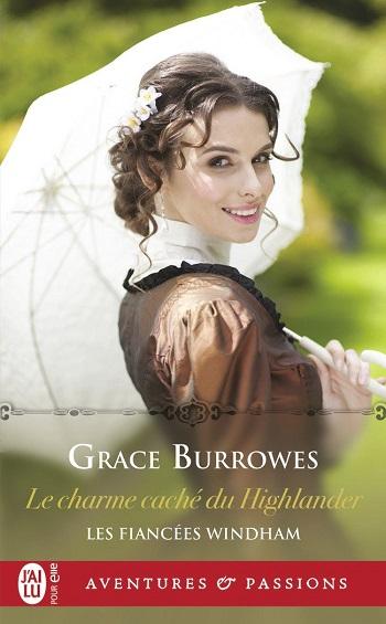 Les fiancées Windham - Tome 1 : Le charme caché du Highlander de Grace Burrowes 61spor10