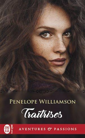 Traîtrises de Penelope Williamson 71uj2t10